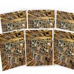 6x photo cards