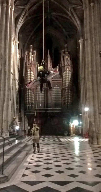 worcester cathedral rescue