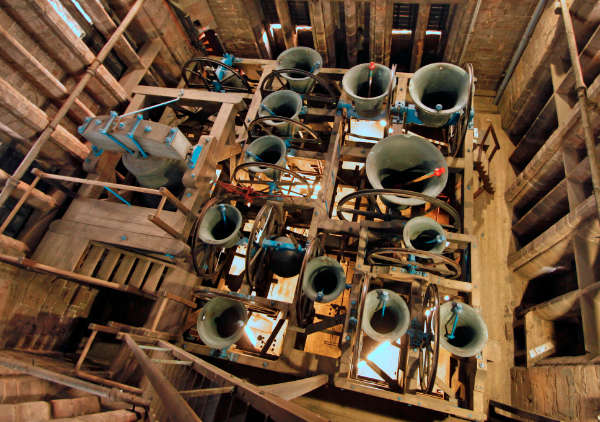worcester cathedral guild of bellringers